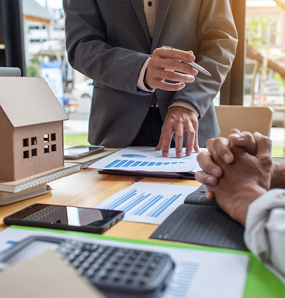 Real estate jobbing